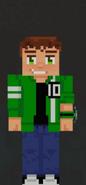 Minecraft Ben (Alien Force)