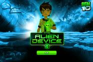 Alien Device Flash Game