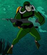 Captain Shaw Diving Suit