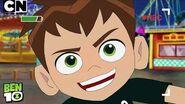 Ben 10 Sweet Moves Cartoon Network
