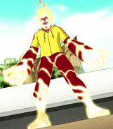 Heatblast Raincoat