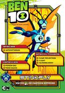 Meet the Aliens Stinkfly