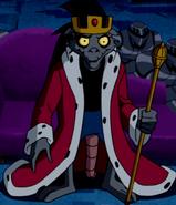King Argit full body