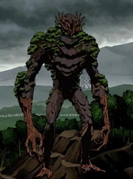 Highbreed Tree Monster