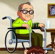 Elderly Ben RB
