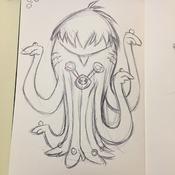 Ventrilosquid Sketch