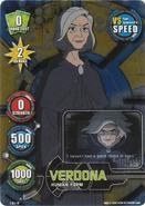 Verdona Card