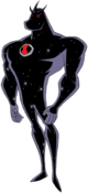 Albedo Alien X