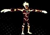 Heatblast in omniverse the video game