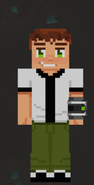 Minecraft Ben (Classic)
