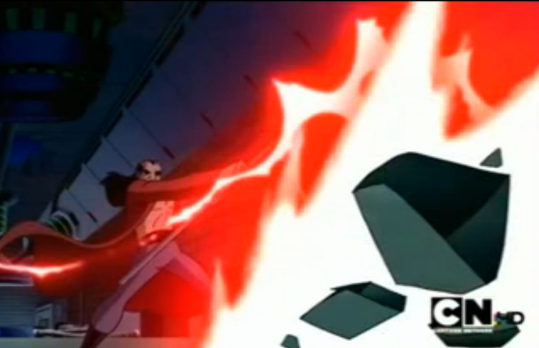 Aggregor tirando un potente rayo.PNG