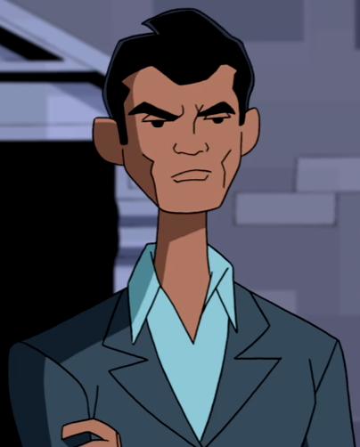Professor Aniceto