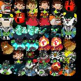 Ben 10 Omniball íconos