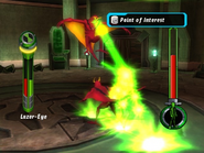 Ben 10 alien force vilgax attacks wii screenshot 4