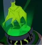 Holograma de jetray