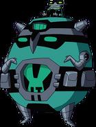Derrick robot