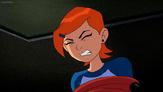 Gwen atrapada nuevamente en los ploe-tentaculos de Medusa.