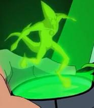 Xlr8 holograma