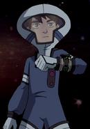 Ben SOTO Spacesuit Helmet