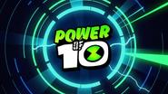 Ben 10 episodes power of 10