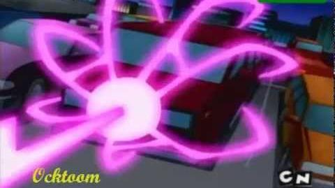 Verbal spells used in Ben 10 Alien force and Ultimate Alien