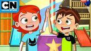 Best Ben and Gwen Moments Ben 10 Cartoon Network