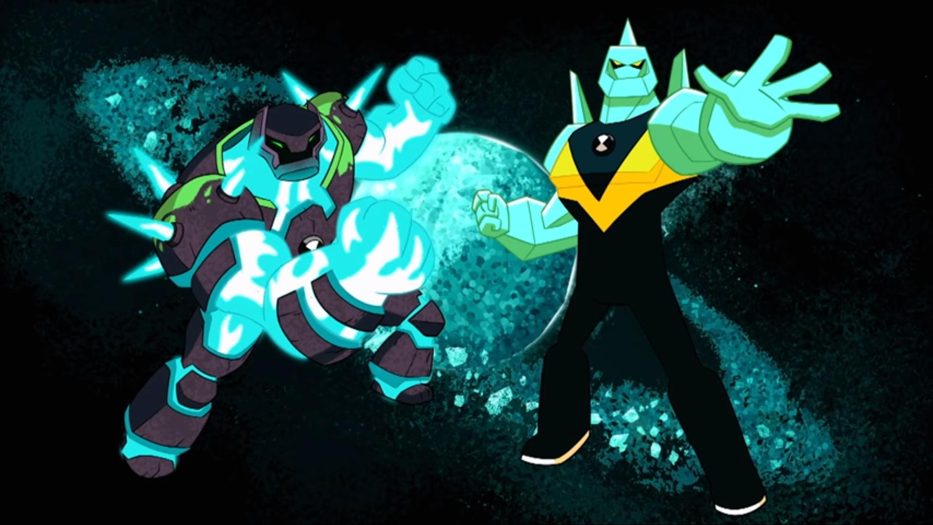 Diamondhead AW3: Enemies Unite