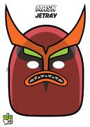 Jetray mask