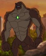 Humungousaur Heroes United 001