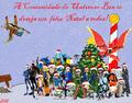 Feliz Natal da Wiki 2012