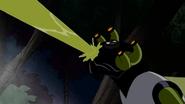 Insectoide disparando gosma2