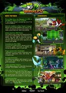 Información de Rise of Heroes