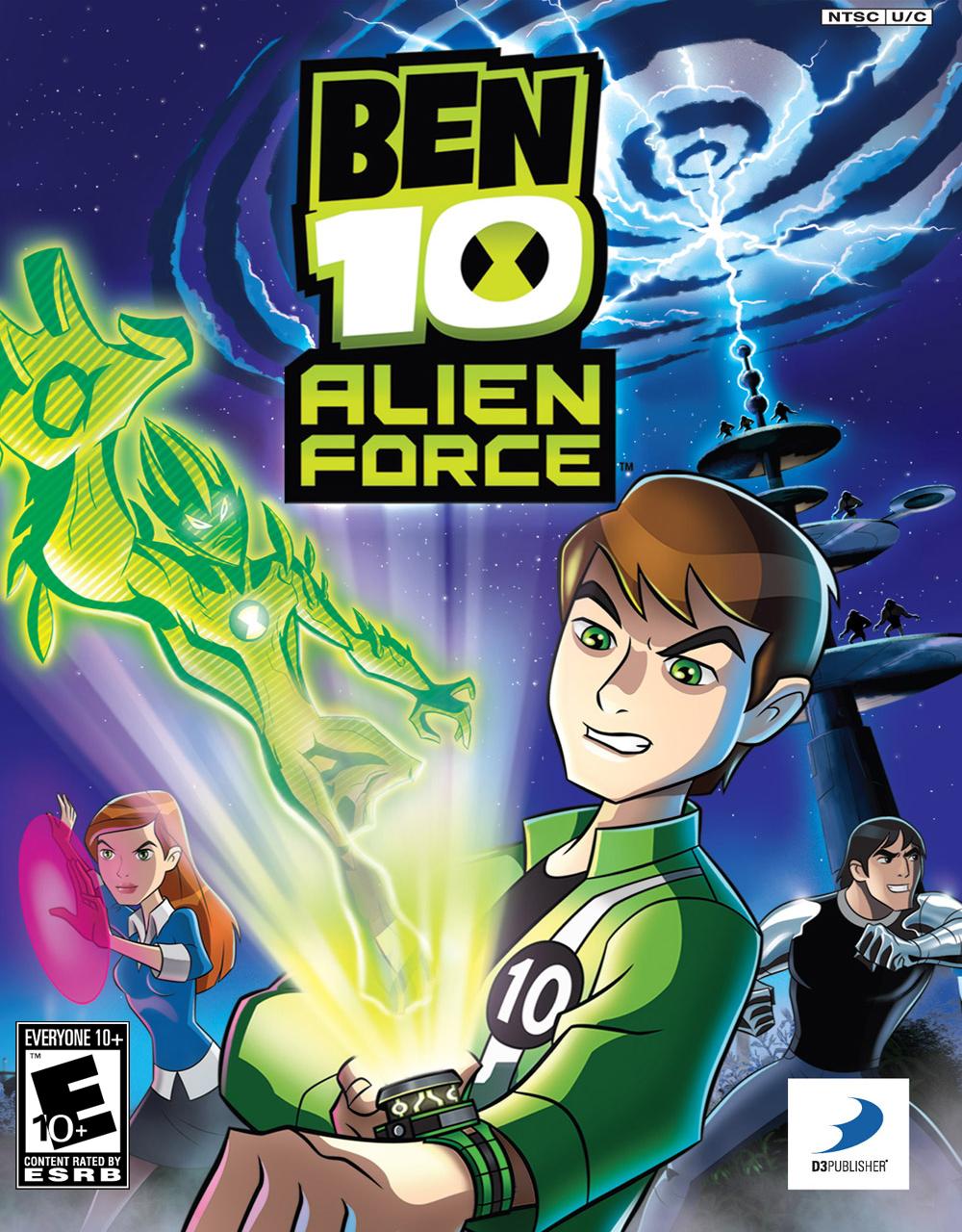 Ben 10: Alien Force (Video Game)