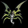 Insectoide destruccion alienigena
