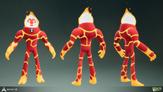 Fuego Experiencia Alienígena