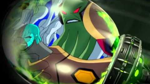 Final de temporada - Ben 10 Fuerza Alienígena