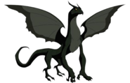 Dragon Official Art