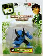 Fasttrack Minifigure
