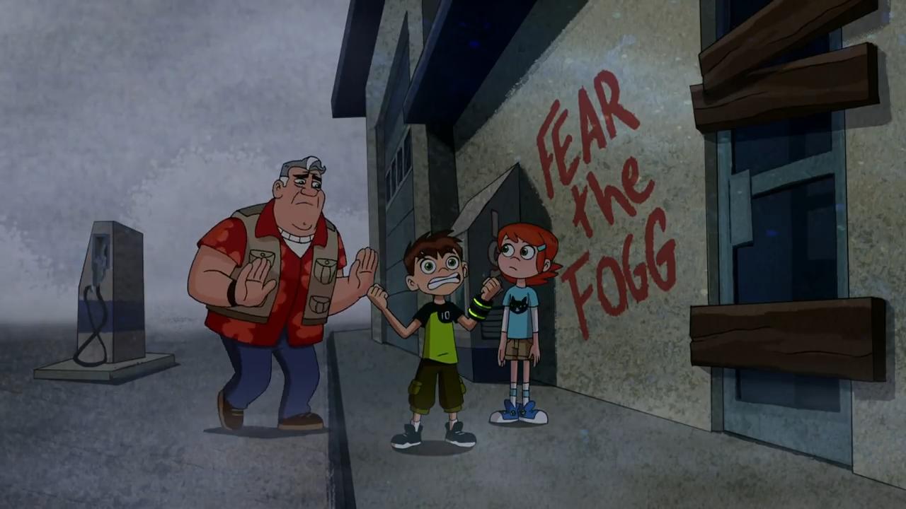 Fear The Fogg