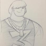 Cooper OV Sketch