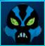 Máscara de Calafrio em Fusion Fall