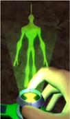 Holograma de muy grande