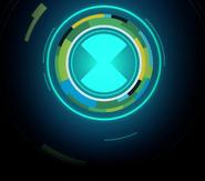 Omnitrix slam background