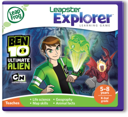 Ben 10: Ultimate Alien (Leapster Explorer Game)