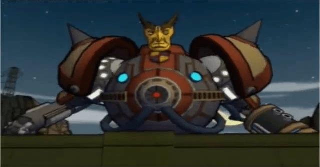 Enoch Battle Bot