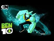 Ben 10 - Diamondhead's Alien World - Episode 1 - Cartoon Network