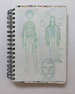 Ben Tennyson, Kevin Levin and Car Concept Art by Glen Murakami