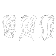 Pierce Head Turnaround