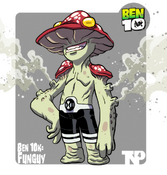 Funguy by Tom Perkins