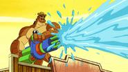 Humungousaur Steam Fight